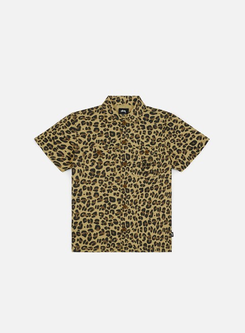 Short Sleeve Shirts Stussy Bdu SS Shirt