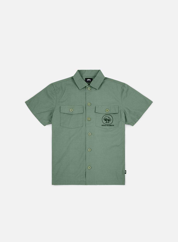 Stussy Bdu SS Shirt