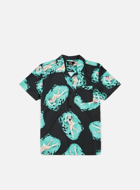 Camicie a Manica Corta Stussy Harumi Shirt