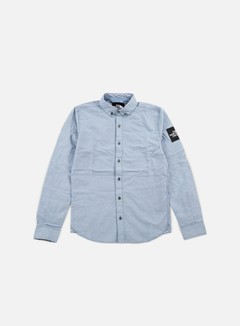 The North Face - Denali LS Shirt, Moonlight Blue 1