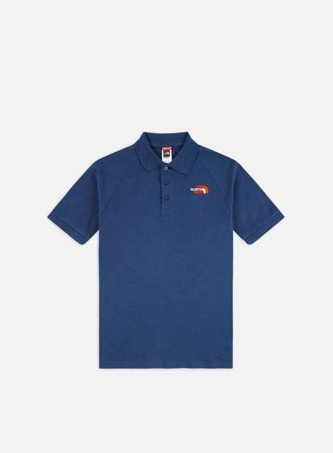 Outlet e Saldi Polo The North Face Raglan J Polo Shirt