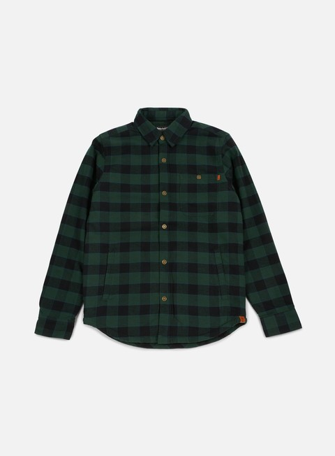 camicie timberland mascoma river overshirt sherpa green gables