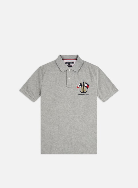 Outlet e Saldi Polo Tommy Hilfiger Crest Embroidery Regular Polo Shirt