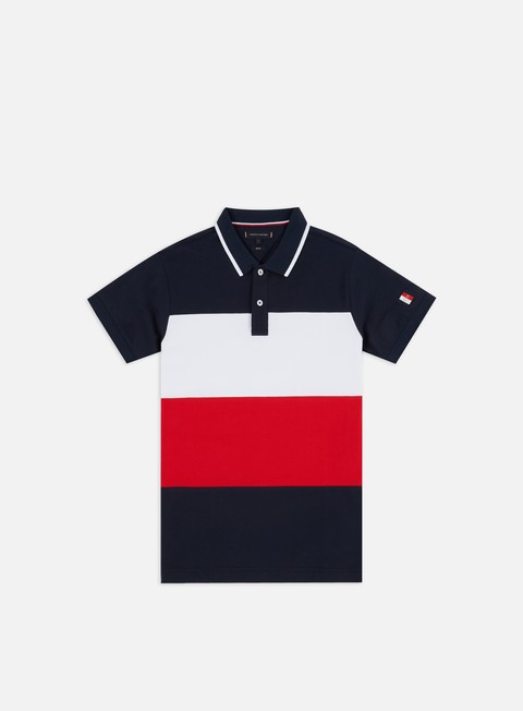 Polo Tommy Hilfiger Icon Colorblock Slim Polo Shirt