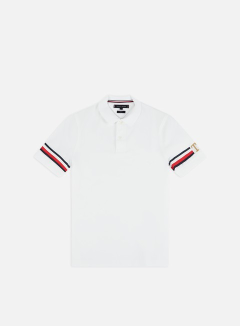 Outlet e Saldi Polo Tommy Hilfiger Icon Sleeve Stripe Polo Shirt