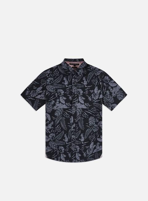 Short Sleeve Shirts Tommy Hilfiger Large Seasonal Print SS Shirt
