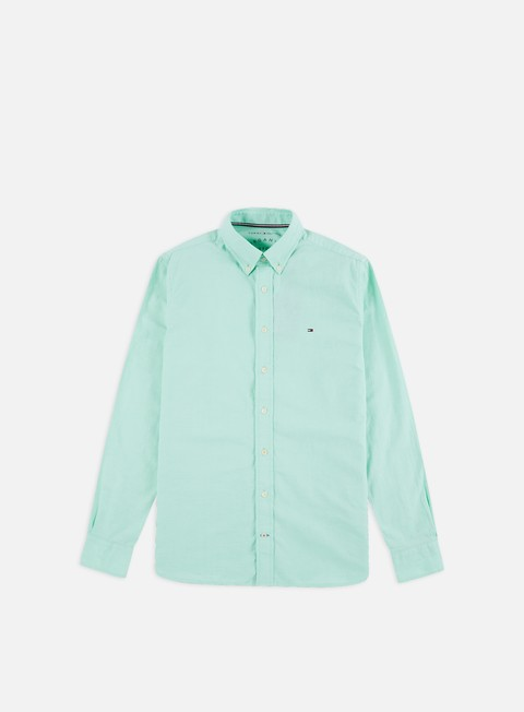 Tommy Hilfiger Organic Oxford LS Shirt