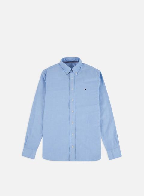 Outlet e Saldi Camicie a Manica Lunga Tommy Hilfiger Organic Oxford LS Shirt