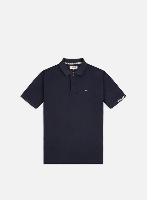Polo Tommy Hilfiger TJ Branded Rib Polo Shirt