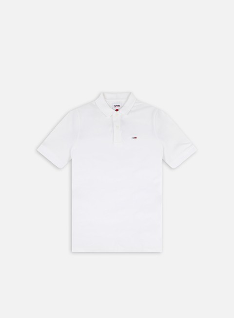 Polo Tommy Hilfiger TJ Classic Solid Stretch Polo Shirt