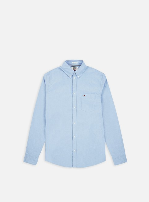 Camicie a Manica Lunga Tommy Hilfiger TJ Classics LS Shirt