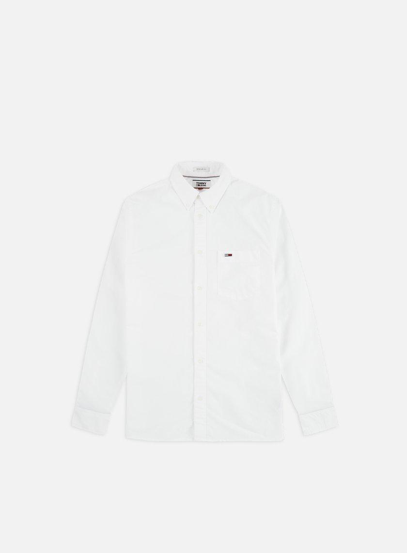 8327dd2e TOMMY HILFIGER TJ Classics Oxford LS Shirt € 69 Long Sleeve Shirts ...