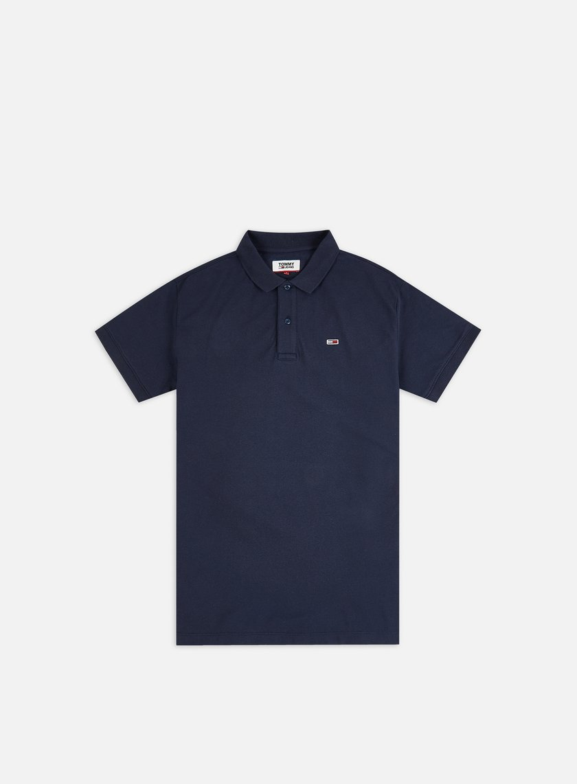 Tommy Hilfiger TJ Classics Solid Stretch Polo Shirt