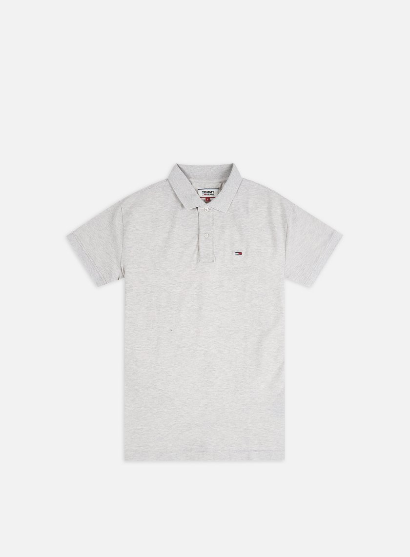 Tommy Hilfiger TJ Classics Solid Stretch Polo Shirt