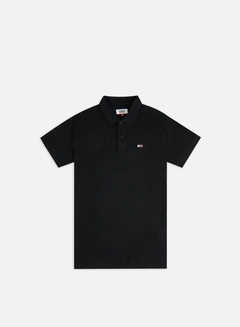 Outlet e Saldi Polo Tommy Hilfiger TJ Classics Solid Stretch Polo Shirt