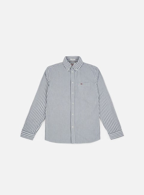 Long Sleeve Shirts Tommy Hilfiger TJ Classics Stripe Shirt