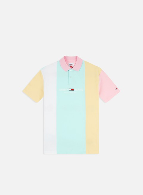 Polo Tommy Hilfiger TJ Colorblock Polo Shirt