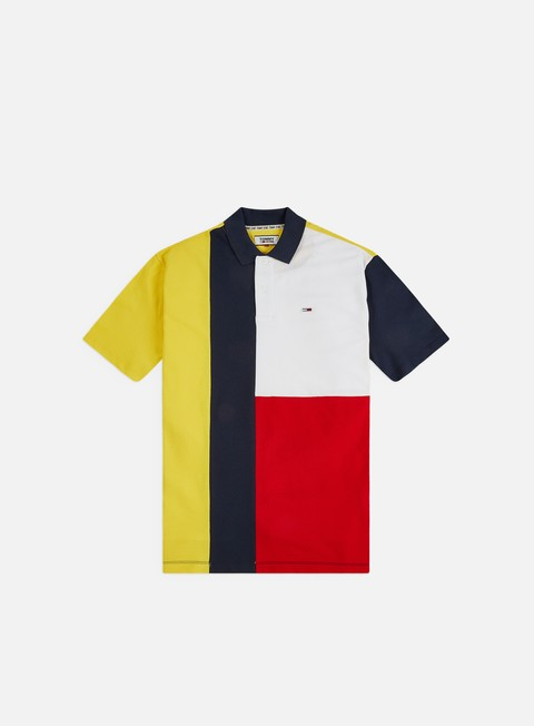 Tommy Hilfiger TJ Colorblock Polo Shirt