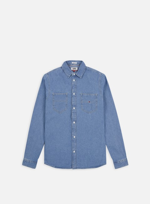Tommy Hilfiger TJ Denim Pocket Shirt