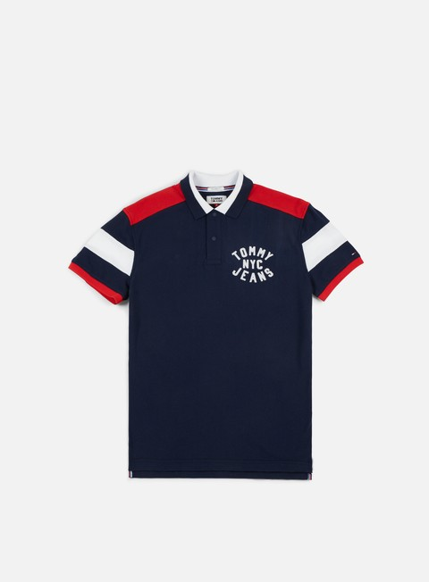 Sale Outlet Polo Tommy Hilfiger TJ Essential Bade Polo