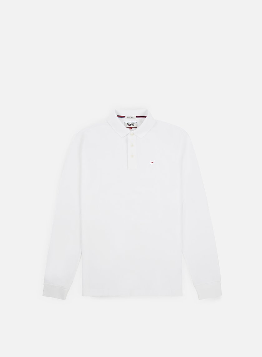 ac663214 TOMMY HILFIGER TJ Essential LS Polo € 35 Polo | Graffitishop