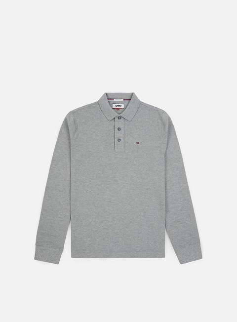 Long Sleeve Shirts Tommy Hilfiger TJ Essential LS Polo