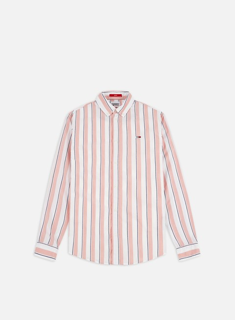 Tommy Hilfiger TJ Essential Striped LS Shirts