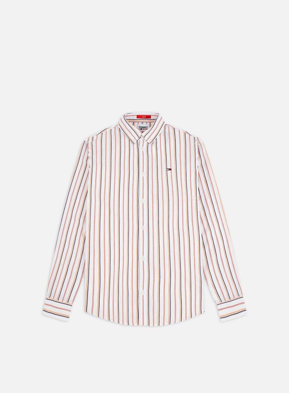 Tommy Hilfiger TJ Essential Striped LS Shirts