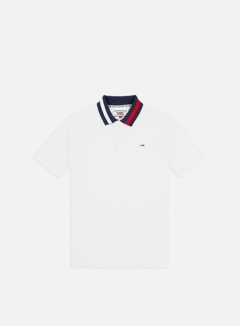 Polo Tommy Hilfiger TJ Flag Neck Polo Shirt