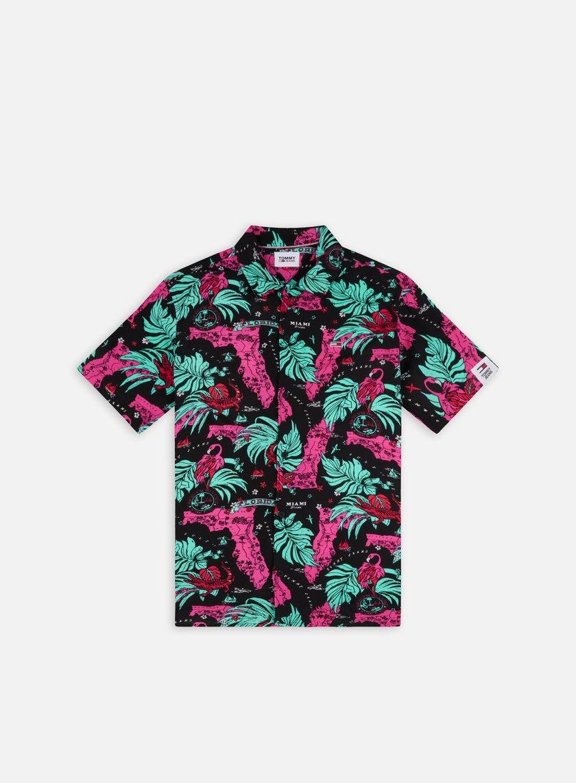 Tommy Hilfiger TJ Miami Print Camp SS Shirt