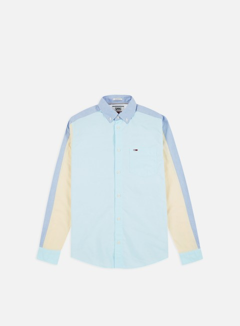 Tommy Hilfiger TJ Pieced Oxford LS Shirt