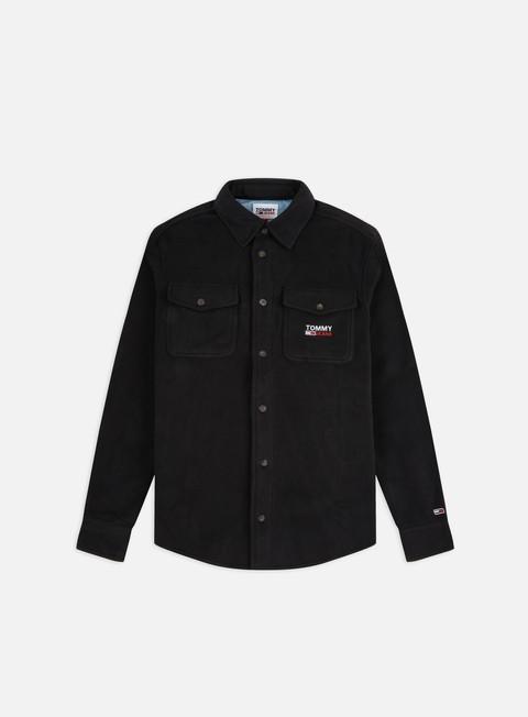 Outlet e Saldi Camicie a Manica Lunga Tommy Hilfiger TJ Polar Fleece LS Shirt