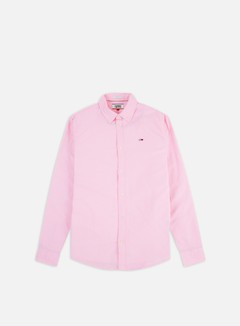 Tommy Hilfiger - TJ Strectch Oxford LS Shirt, Pearly Pink