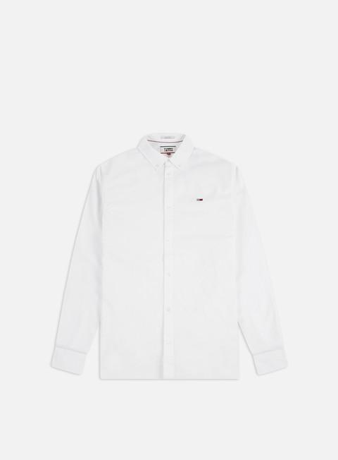 Long Sleeve Shirts Tommy Hilfiger TJ Stretch Oxford LS Shirt