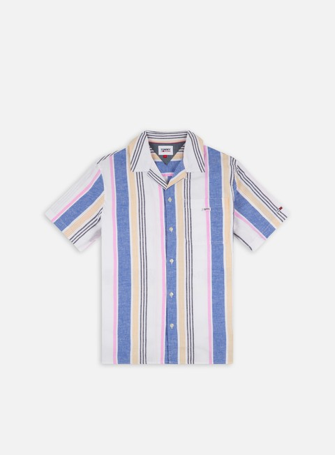 Tommy Hilfiger TJ Striped Camp SS Shirt
