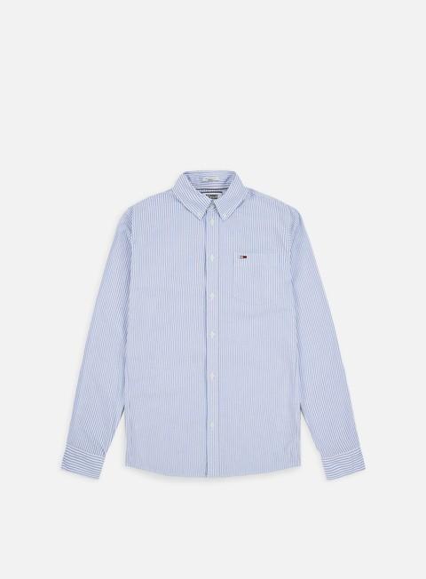 Camicie a Manica Lunga Tommy Hilfiger TJ Tommy Classics Ithaca LS Shirt
