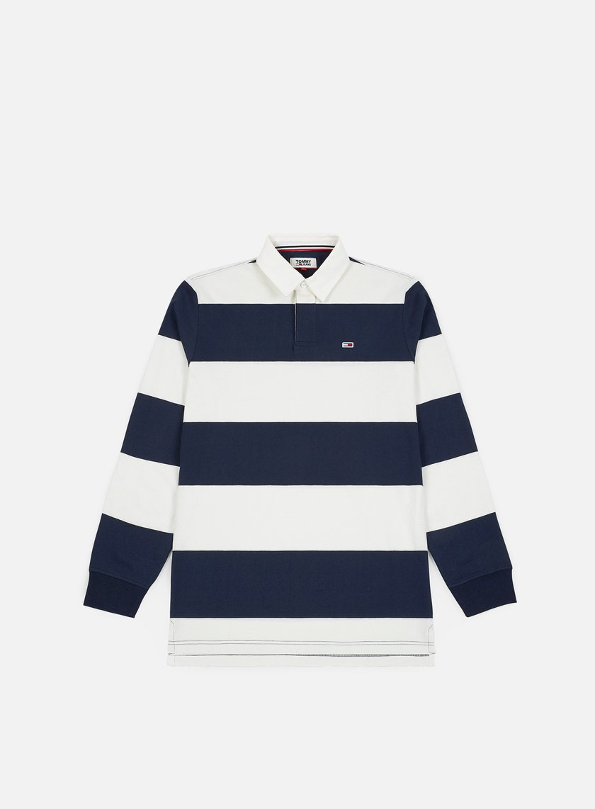Tommy Hilfiger TJ Tommy Classics Rugby Polo LS Shirt