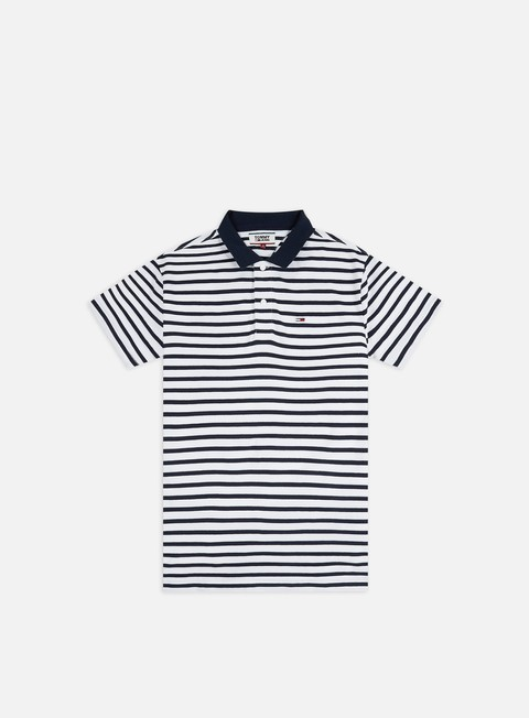 Polo Tommy Hilfiger TJ Tommy Classics Stripe Polo Shirt