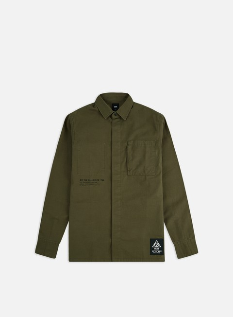 Camicie a Manica Lunga Vans 66 Supply LS Shirt