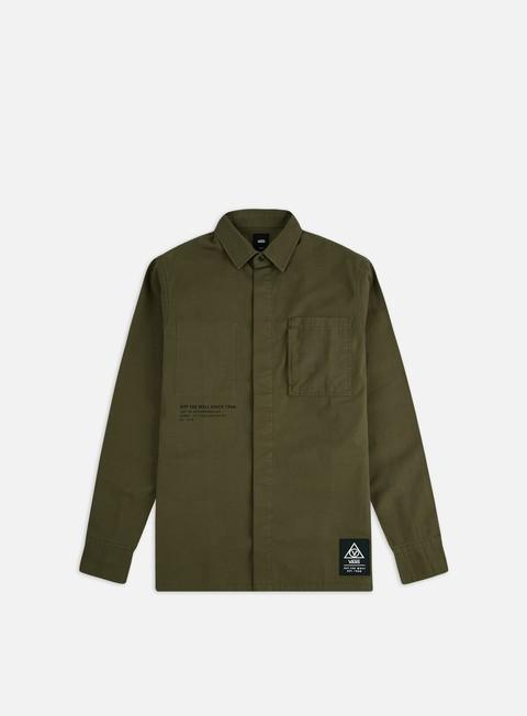 Outlet e Saldi Camicie a Manica Lunga Vans 66 Supply LS Shirt