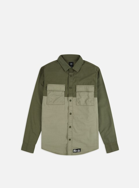 Vans 66 Supply LS Shirt