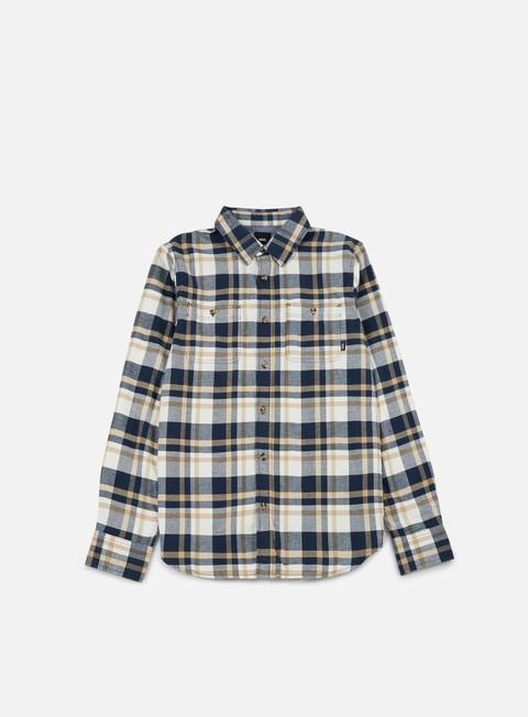 Outlet e Saldi Camicie a Manica Lunga Vans Banfield II LS Shirt