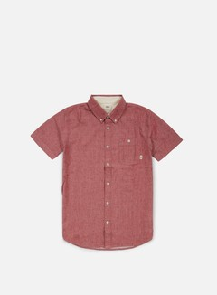 Vans - Bayview SS Shirt, Rhubarb 1