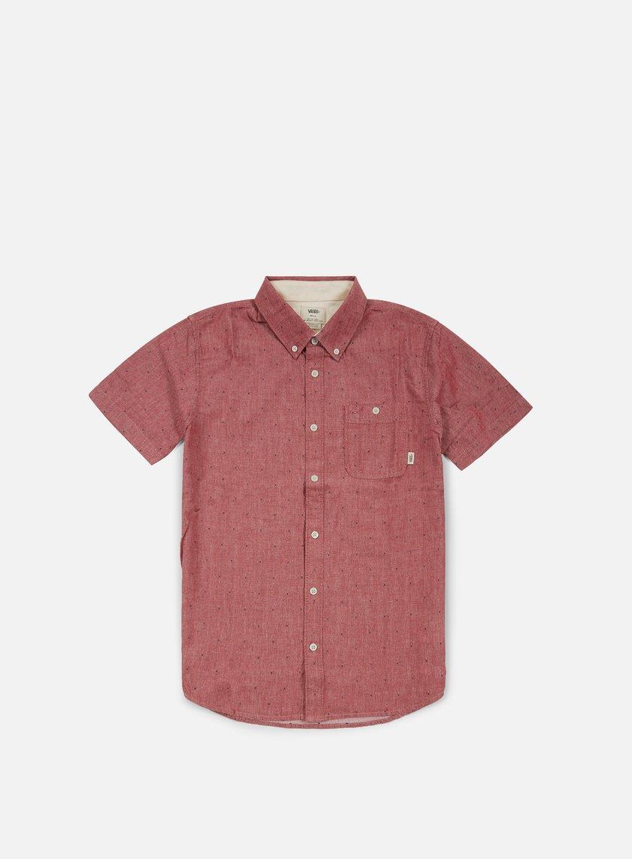 Vans - Bayview SS Shirt, Rhubarb