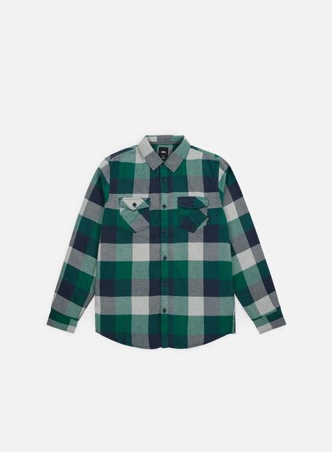 Camicie a Manica Lunga Vans Box Flannel LS Shirt