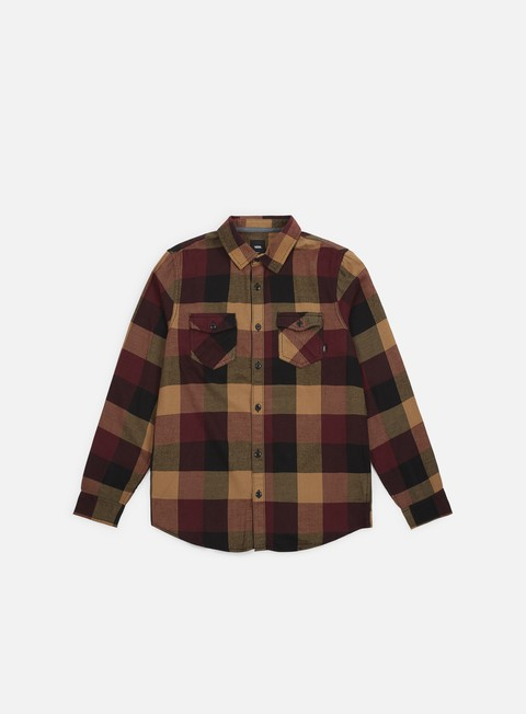 Vans Box Flannel LS Shirt