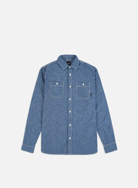 Sale Outlet Long Sleeve Shirts Vans Carlow LS Shirt