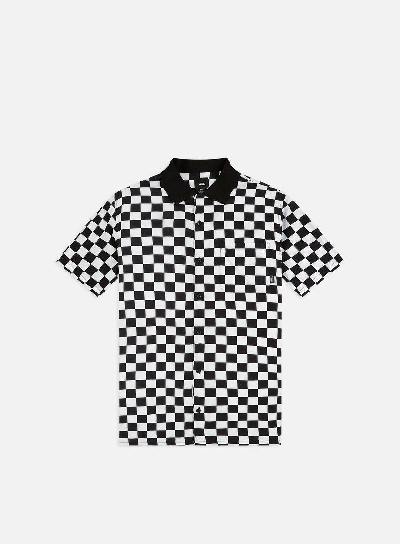 Vans Checker Camp SS Shirt