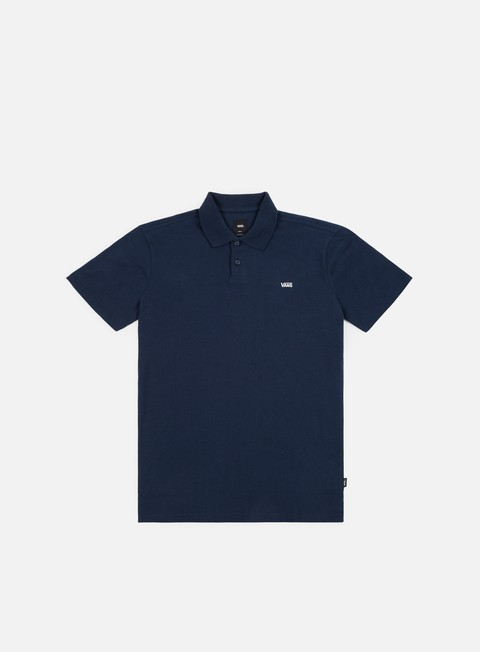 camicie vans classic polo shirt dress blues