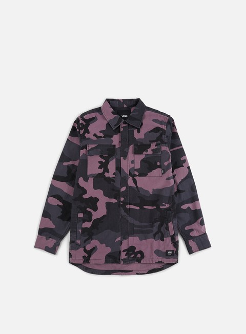 Vans Cutler Oversized LS Shirt
